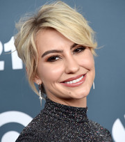 Chelsea Kane went rocker-chic with this messy updo for the GLSEN Respect Awards.