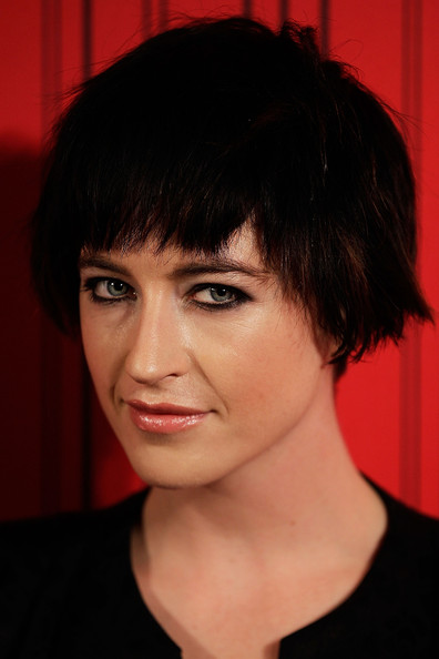 More Pics of Megan Washington Layered Razor Cut (1 of 5) - Megan Washington Lookbook - StyleBistro