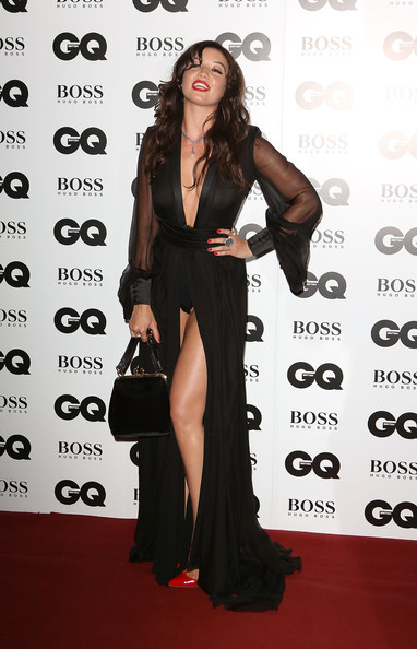 More Pics of Daisy Lowe Evening Dress (1 of 5) - Daisy Lowe Lookbook - StyleBistro