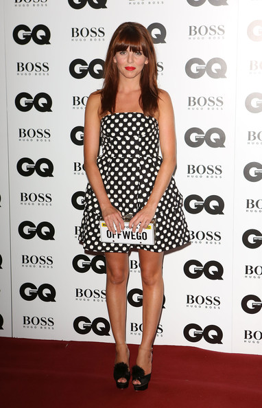 More Pics of Ophelia Lovibond Print Dress (1 of 2) - Ophelia Lovibond Lookbook - StyleBistro