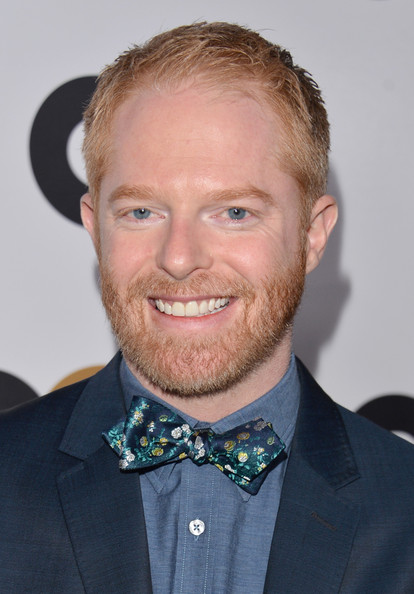 More Pics of Jesse Tyler Ferguson Men's Suit (1 of 2) - Men's Suit Lookbook - StyleBistro