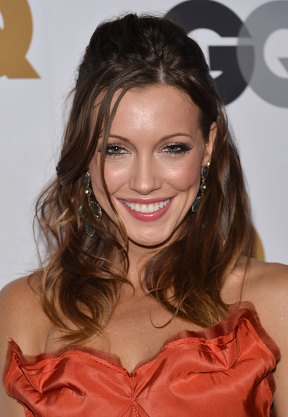 More Pics of Katie Cassidy Strapless Dress (1 of 8) - Katie Cassidy Lookbook - StyleBistro