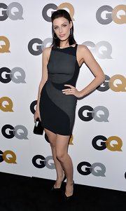 Jessica Pare rocked a little sheath dress for the GQ Men of the Year Party.