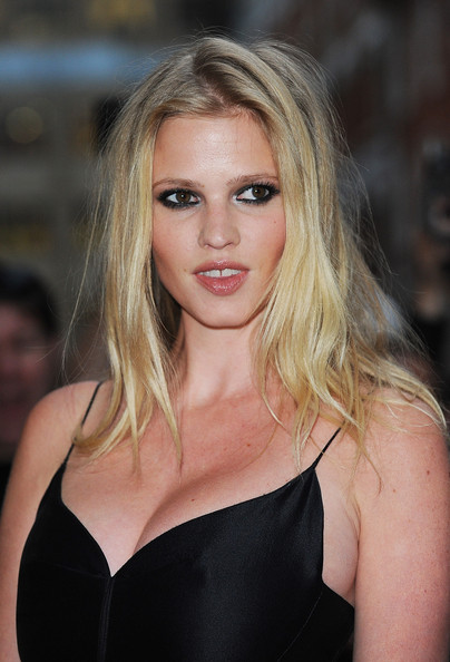 More Pics of Lara Stone Smoky Eyes (3 of 14) - Lara Stone Lookbook - StyleBistro