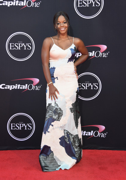 Gabrielle Douglas Evening Dress