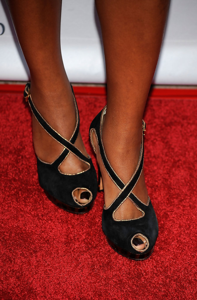 Gabrielle Union Strappy Sandals Gabrielle Union Looks