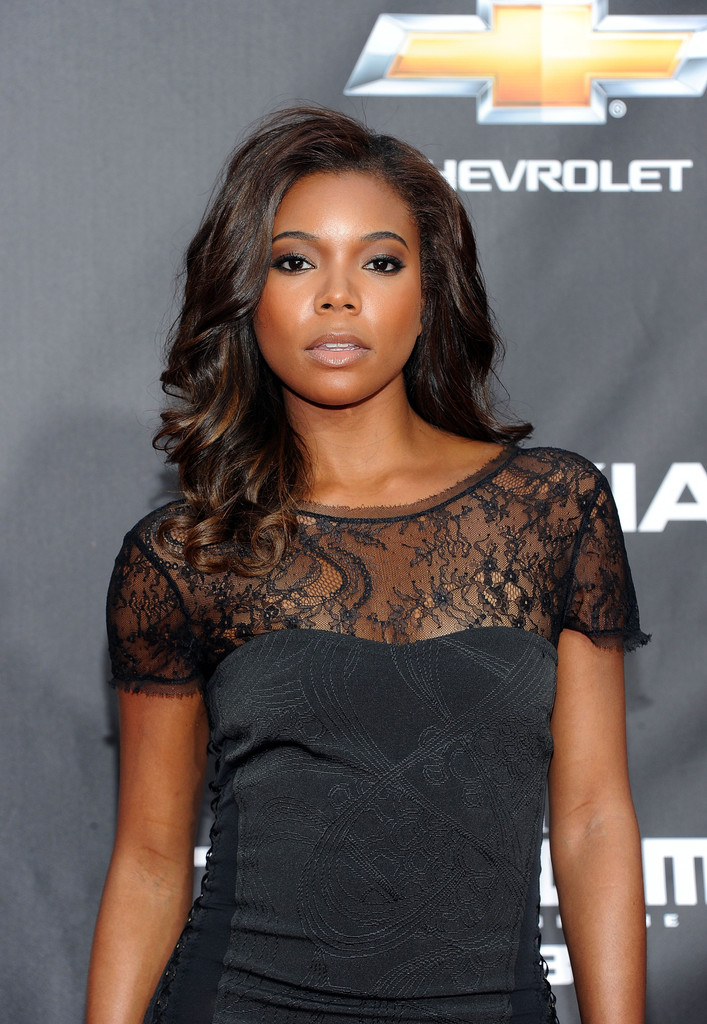 Gabrielle Union Long Curls Gabrielle Union Looks