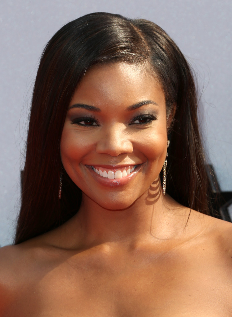 Gabrielle Union Long Straight Cut Gabrielle Union Looks