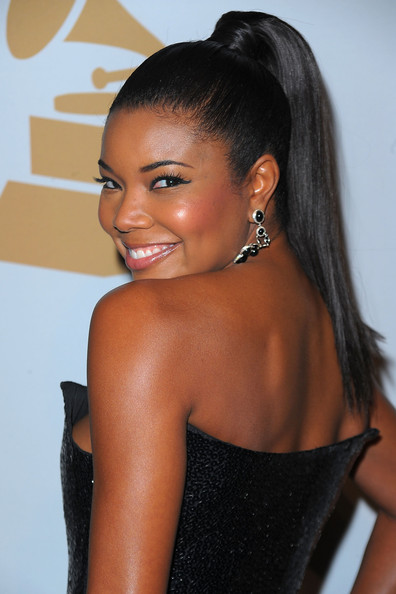 16 Flicks of Gabrielle Union HairstylesGabrielle Union Weave Hairstyles