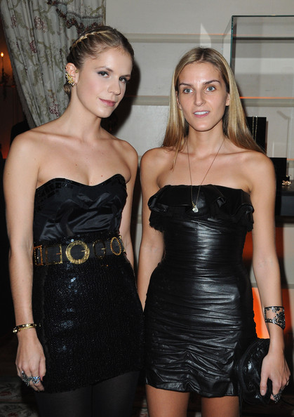 Launch Of New Jewellery Collection By Gaia Repossi And Eugenie Niarchos