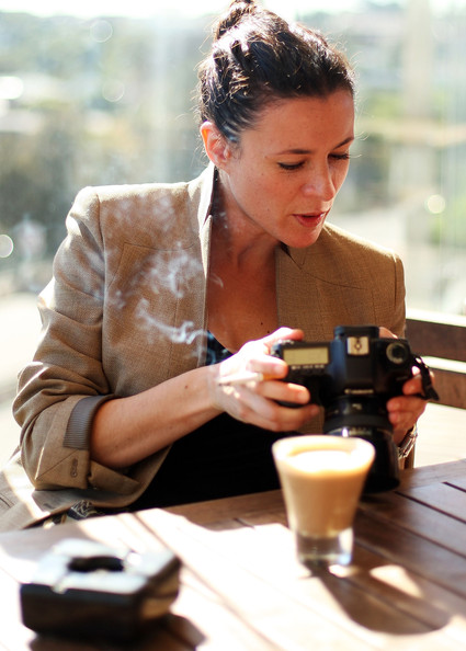 More Pics of Garance Dore Classic Bun (1 of 17) - Garance Dore Lookbook - StyleBistro