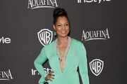 Garcelle Beauvais Evening Dress