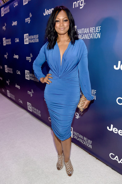 Garcelle Beauvais Shoes