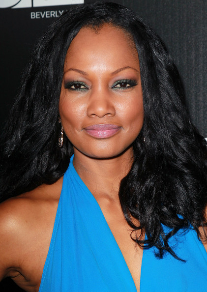 Garcelle Beauvais Bright Eyeshadow