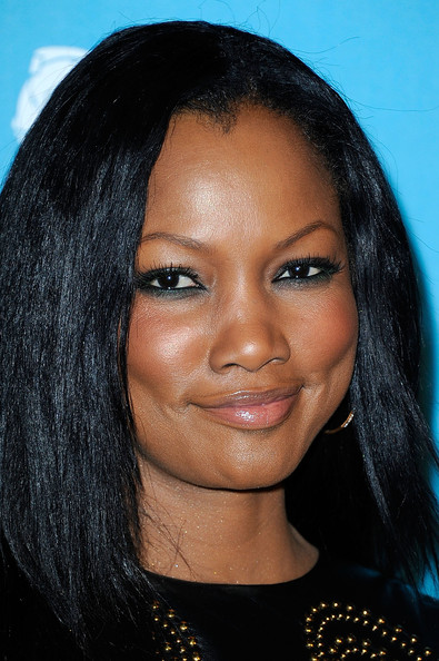 Garcelle Beauvais Jewel Tone Eyeshadow