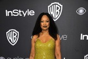 Garcelle Beauvais Sequin Dress
