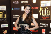 Gauhar Khan Beaded Dress