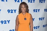 Gayle King Form-Fitting Dress