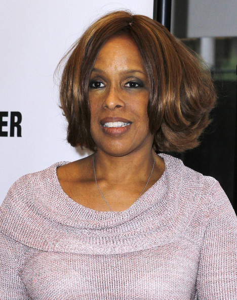 Gayle King Bob [the beaver,hair,hairstyle,face,eyebrow,blond,chin,lip,brown hair,layered hair,shoulder,gayle king,new york,walter reade theater,screening]