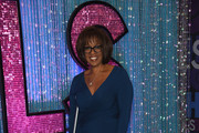 Gayle King Wrap Dress