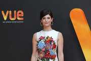 Gemma Arterton Embroidered Dress