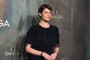 Gemma Arterton Fringed Dress
