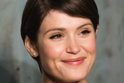 Gemma Arterton Short Side Part