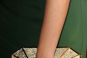 Genesis Rodriguez Gemstone Inlaid Purse