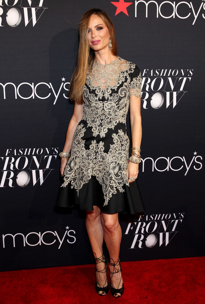 Georgina Chapman Lace Dress