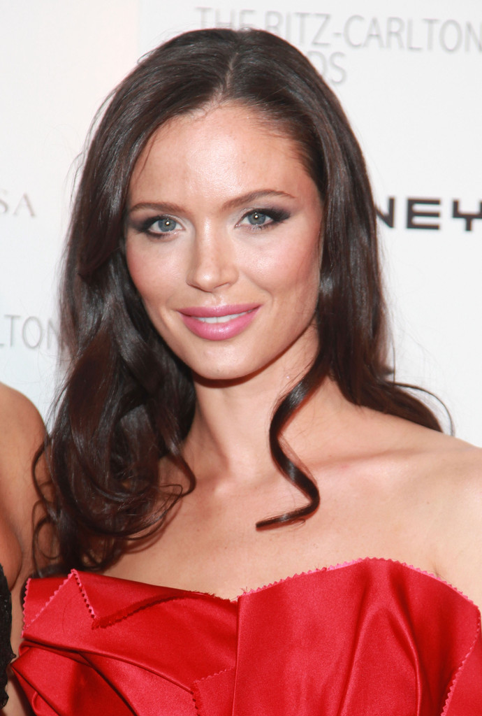 Georgina Chapman Smoky Eyes Georgina Chapman Looks