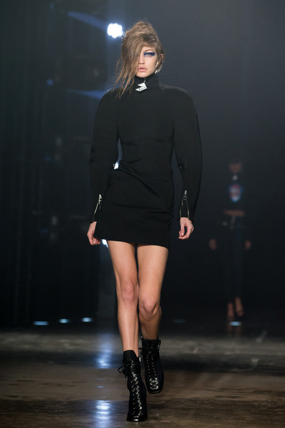 Gigi Hadid Sweater Dress