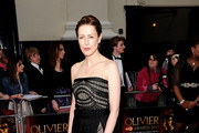 Gina McKee Evening Dress