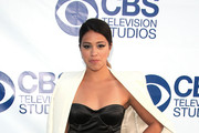 Gina Rodriguez Corset Dress