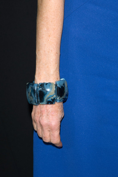 More Pics of Isabelle Huppert Cuff Bracelet (1 of 4) - Isabelle Huppert Lookbook - StyleBistro