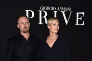 Robin Wright and Ben Foster Photo