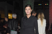 Giovanna Battaglia Leather Clutch