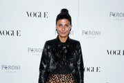Giovanna Battaglia Leather Jacket