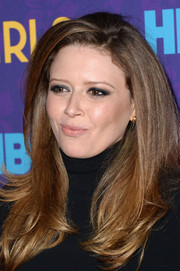 Natasha Lyonne was sexily coiffed with this face-framing long 'do during the 'Girls' season 3 premiere.