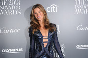 Gisele Bundchen Mini Dress