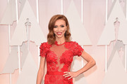 Giuliana Rancic Evening Dress