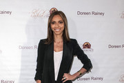 Giuliana Rancic Fitted Jacket