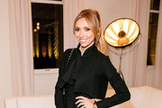 Giuliana Rancic Skirt Suit