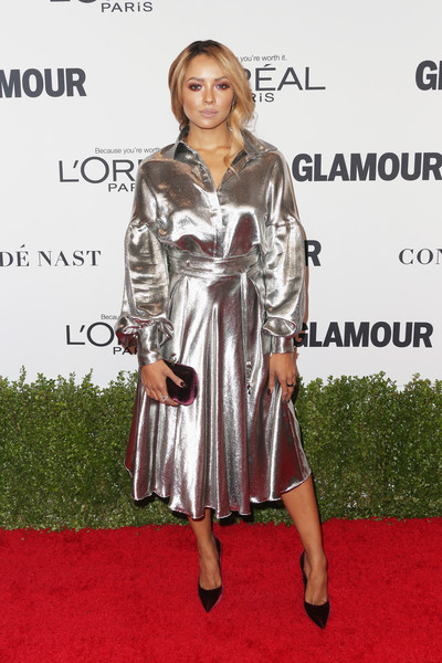 Image result for kat graham 2016 glamour women of the year awards