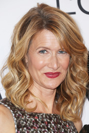 Laura Dern looked fab with her high-volume curls at the Glamour Women of the Year 2016.