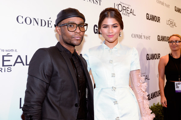 More Pics of Zendaya Coleman Statement Ring (1 of 16) - Zendaya Coleman Lookbook - StyleBistro [eyewear,fashion,event,premiere,fashion design,dress,style,red carpet,zendaya,guest,neuehouse hollywood,california,los angeles,glamour women of the year]