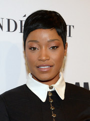 Keke Palmer looked adorable wearing this pixie at the Glamour Women of the Year 2016.