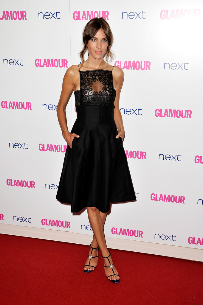 Arrivals at the Glamour Women of the Year Awards