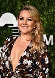 Kate Hudson looked glamorous with her side-swept waves at the God's Love We Deliver, Golden Heart Awards.