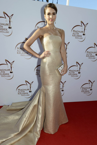 Gold Romona Keveza at the Magnum Golden Butterfly Awards