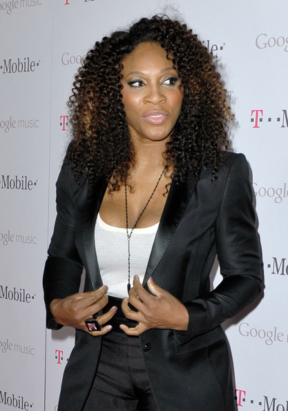 More Pics of Serena Williams Fitted Jacket (1 of 6) - Serena Williams Lookbook - StyleBistro